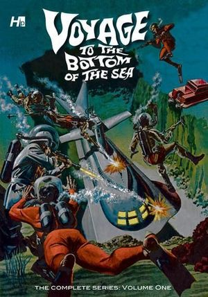 VOYAGE TO THE BOTTOM OF THE SEA HC (2009) #1