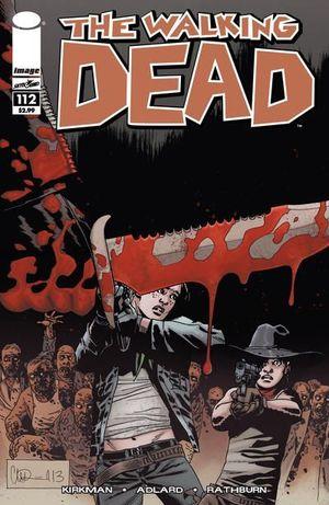WALKING DEAD (2003) #112