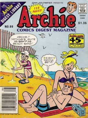 ARCHIE COMICS DIGEST (1973) #86