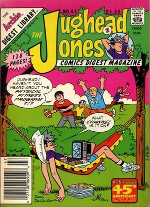 JUGHEAD JONES COMICS DIGEST (1977) #47