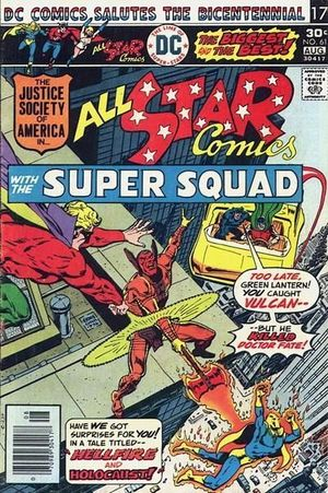 ALL STAR COMICS (1940-1978) #61