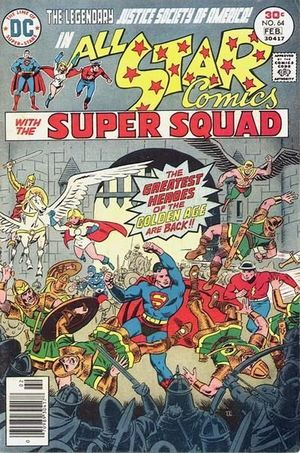 ALL STAR COMICS (1940-1978) #64