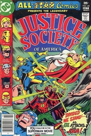 ALL STAR COMICS (1940-1978) #68
