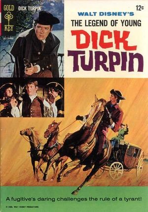 LEGEND OF YOUNG DICK TURPIN (1966) #1