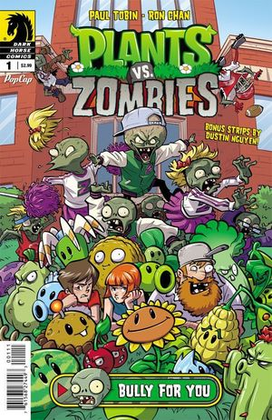PLANTS VS. ZOMBIES (2015) #1