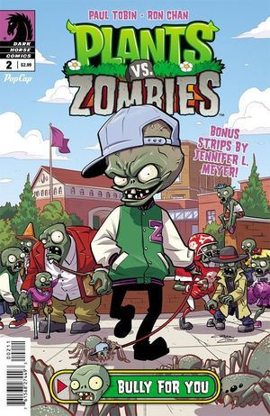 PLANTS VS. ZOMBIES (2015) #2