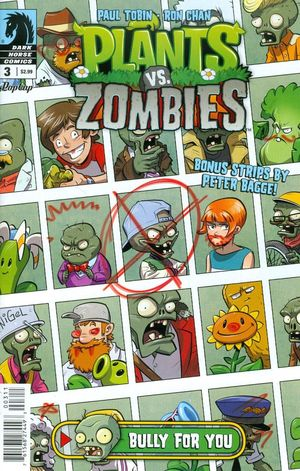 PLANTS VS. ZOMBIES (2015) #3