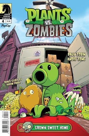 PLANTS VS. ZOMBIES (2015) #4