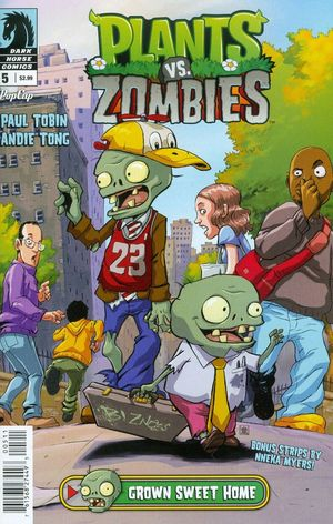 PLANTS VS. ZOMBIES (2015) #5