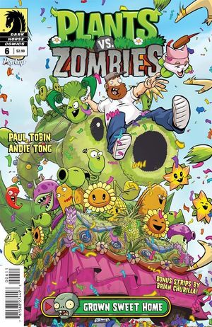PLANTS VS. ZOMBIES (2015) #6