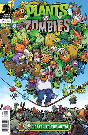 PLANTS VS. ZOMBIES (2015) #7