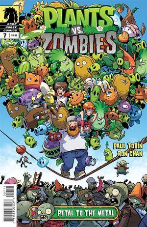 PLANTS VS. ZOMBIES (2015) #7