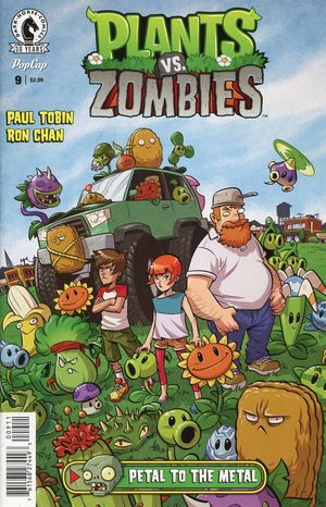 PLANTS VS. ZOMBIES (2015) #9