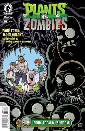 PLANTS VS. ZOMBIES (2015) #10