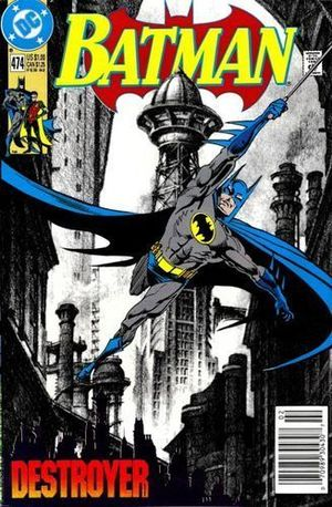 BATMAN (1940) #474
