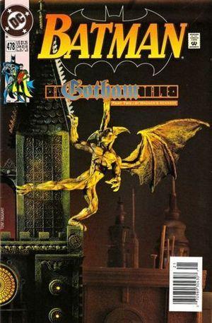 BATMAN (1940) #478