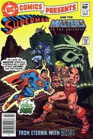 DC COMICS PRESENTS (1978) #47