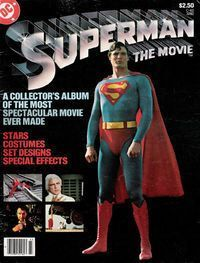 SUPERMAN THE MOVIE TREASURY EDITION (1979) #1