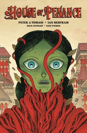 HOUSE OF PENANCE LIBRARY EDITION HC #1