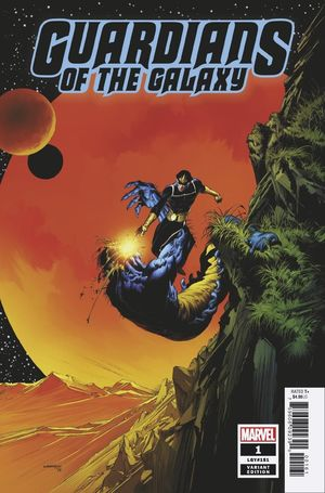 GUARDIANS OF THE GALAXY (2019) #1WRIGHT