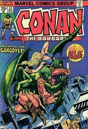 CONAN THE BARBARIAN (1970) #42