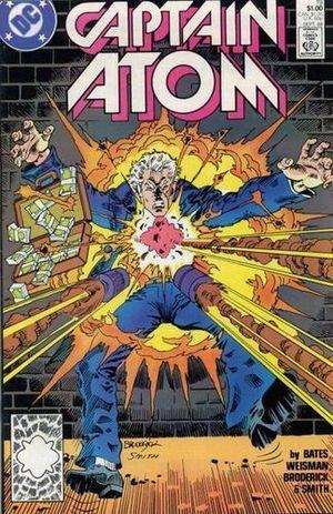 CAPTAIN ATOM (1987 DC) #19