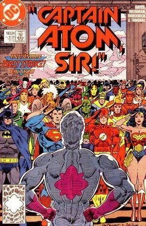 CAPTAIN ATOM (1987 DC)