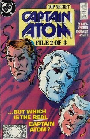 CAPTAIN ATOM (1987 DC) #27