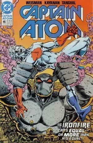 CAPTAIN ATOM (1987 DC) #45