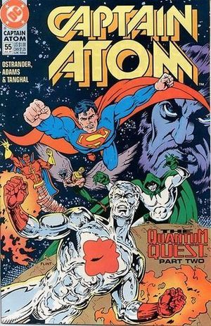 CAPTAIN ATOM (1987 DC) #55