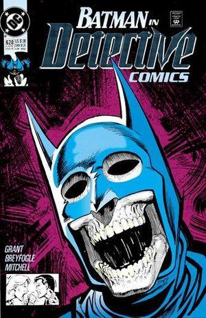 DETECTIVE COMICS (1937 1ST SERIES) #620