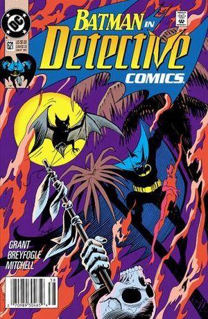DETECTIVE COMICS (1937 1ST SERIES) #621