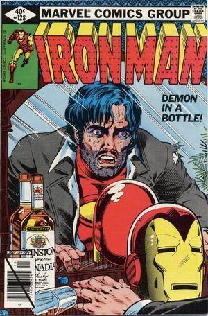 IRON MAN (1968 1ST SERIES) #128