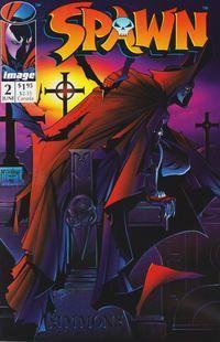 SPAWN (1992) #2