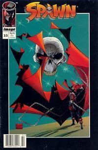 SPAWN (1992) #22