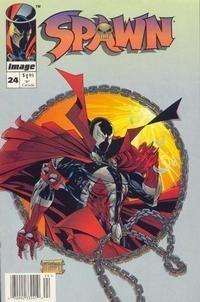 SPAWN (1992) #24