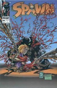 SPAWN (1992) #29