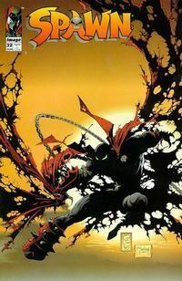 SPAWN (1992) #32