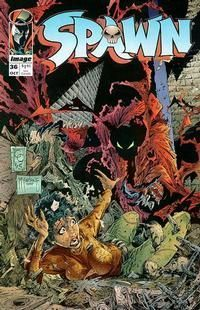 SPAWN (1992) #36
