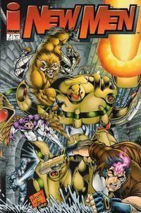 NEWMEN (1994) #7