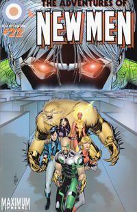 NEWMEN (1994) #22