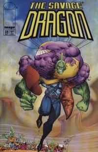SAVAGE DRAGON (1993 2ND SERIES) #28