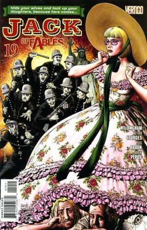 JACK OF FABLES (2006) #19