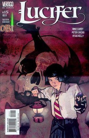 LUCIFER (2000 VERTIGO) #15