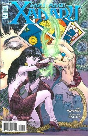 MADAME XANADU (2008 2ND SERIES) #14
