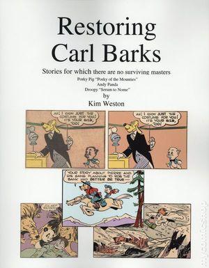 RESTORING CARL BARKS TPB (2018) #1