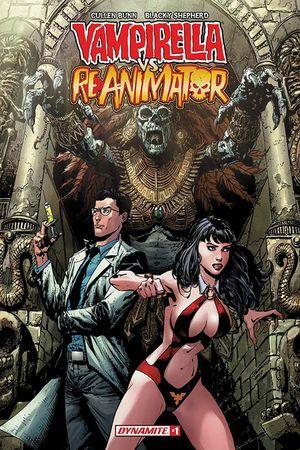 VAMPIRELLA VS. REANIMATOR (2018) #1