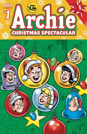 ARCHIES CHRISTMAS SPECTACULAR (2018) #1
