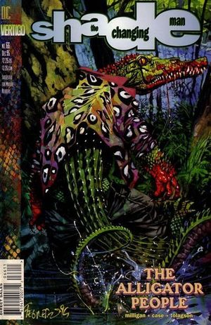 SHADE THE CHANGING MAN (1990 2ND SERIES) #66