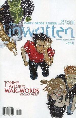 UNWRITTEN (2009 DC/VERTIGO) #31